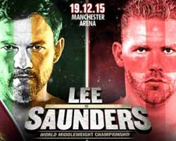 Andy Lee vs Billy Joe Saunders - full fight Video 2015 WBO