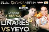 Video - Jorge Linares vs Sergio Thompson - full fight video pelea