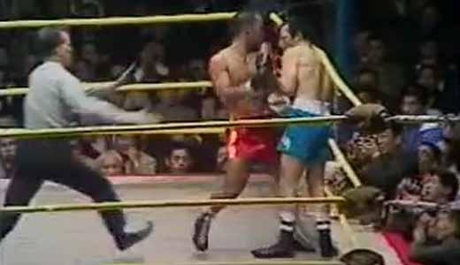 Nicolino Locche vs Takeshi Fuji - full fight Video 1968 WBA