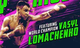 Vasyl Lomachenko vs Koasicha - full fight Video 2015 WBO