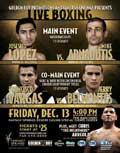 Josesito Lopez vs Mike Arnaoutis - full fight Video pelea 2013