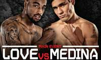 J'Leon Love vs Rogelio Medina - full fight Video pelea 2014