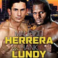 Mauricio Herrera vs Henry Lundy - full fight Video 2015 result