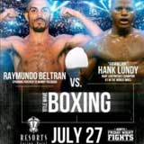 Video - Henry Lundy vs Raymundo Beltran - full fight video NABF title