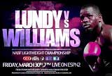 Henry Lundy vs Dannie Williams - full fight Video AllTheBest Videos