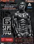 Ghislain Maduma vs Fermin De los Santos - full fight Video NABF 2013