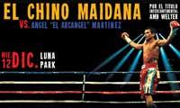 Marcos Rene Maidana vs Angel Martinez - full fight Video pelea WBA