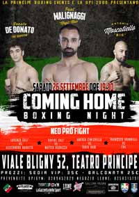 Paul Malignaggi vs Laszlo Fazekas - full fight Video 2015 result