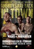 Rudy Markussen vs Brian Magee - full fight Video AllTheBest Videos