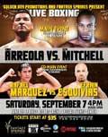 Rafael Marquez vs Efrain Esquivias - full fight Video pelea 2013