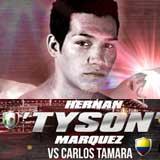 Hernan Marquez vs Carlos Tamara - full fight Video pelea 2013