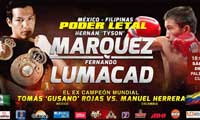 Video - Hernan Marquez vs Fernando Lumacad - full fight video pelea