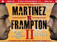 Kiko Martinez vs Carl Frampton 2 - full fight Video 2014 IBF