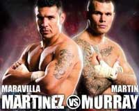 Sergio Martinez vs Martin Murray - full fight Video pelea WBC 2013
