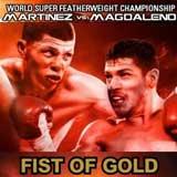 Roman Martinez vs Magdaleno full fight Video pelea WBO