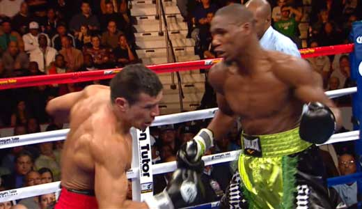 Martinez vs Williams 2 – full fight Video - Knockout of the Year 2010