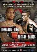 Video - Mateusz Masternak vs David Quinonero - full fight video