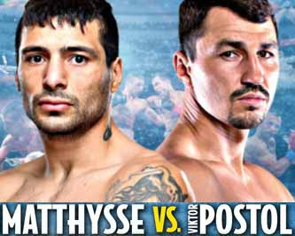 Lucas Matthysse vs Viktor Postol - full fight Video 2015 WBC