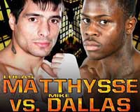 Lucas Matthysse vs Mike Dallas Jr - full fight Video pelea WBC