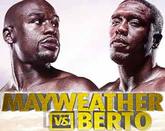 Floyd Mayweather Jr vs Andre Berto - full fight Video 2015 Wbc