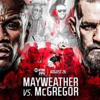 Floyd Mayweather vs McGregor - full fight Video 2017