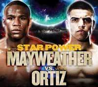 Floyd Mayweather Jr vs Victor Ortiz - full fight Video - Mayweather vs Ortiz