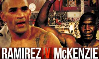 Ovill McKenzie vs Victor Ramirez - full fight Video 2015 IBF