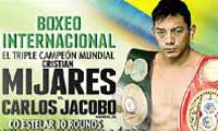 Cristian Mijares vs Carlos Jacobo - full fight Video pelea 2013
