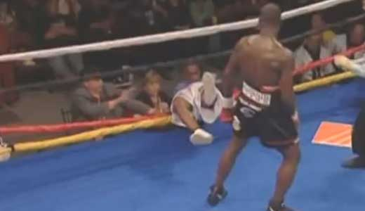 Edison Miranda vs David Banks – full fight Video Knockout of the Year