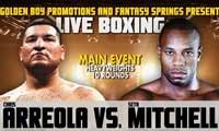 Chris Arreola vs Seth Mitchell - full fight Video pelea 2013 WBC Int