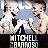 Kevin Mitchell vs Barroso - full fight Video 2015 WBA
