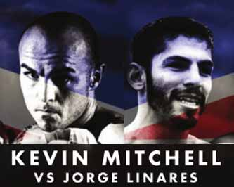 Kevin Mitchell vs Jorge Linares - full fight Video 2015 WBC