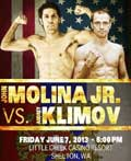 John Molina vs Andrey Klimov - full fight Video 2013 AllTheBestVideos