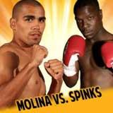 Carlos Molina vs Cory Spinks - full fight Video pelea IBF