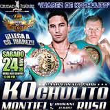 Fernando Montiel vs Giovanni Caro - full fight Video pelea 2012