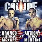 Video - Anthony Mundine vs Bronco McKart - full fight video IBF