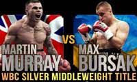 Martin Murray vs Max Bursak - full fight Video 2014, result