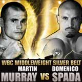 Martin Murray vs Domenico Spada - full fight Video 2014 result