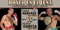 Omar Andres Narvaez vs Johnny Garcia - full fight Video pelea WBO