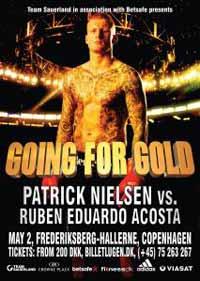 Patrick Nielsen vs Ruben Acosta - full fight Video 2015 result