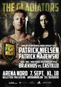 Patrick Nielsen vs Patrick Majewski - full fight Video 2013 WBA Int