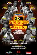 Donnie Nietes vs Sammy Gutierrez - full fight Video pelea 2013 WBO