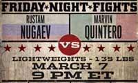 Rustam Nugaev vs Marvin Quintero - full fight Video pelea 2014