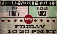 Henry Lundy vs Ajose Olusegun - full fight Video 2013 AllTheBestVideos