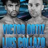 Victor Ortiz vs Luis Collazo - full fight Video pelea 2014-01-30