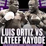 Luis Ortiz vs Lateef Kayode - full fight Video pelea WBA 2014