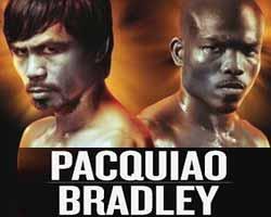 Manny Pacquiao vs Bradley 3 - fight Video 2016 WBO Int