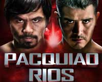 Manny Pacquiao vs Brandon Rios - full fight Video pelea WBO 2013