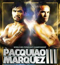 Manny Pacquiao vs Juan Manuel Marquez 3 - full fight Video pelea 2011