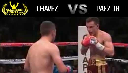 Omar Chavez vs Jorge Paez Jr - full fight Video AllTheBest Videos